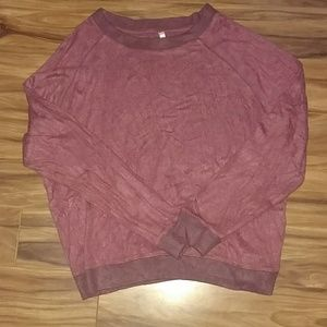 Aeropostale Oversize long sleeve shirt